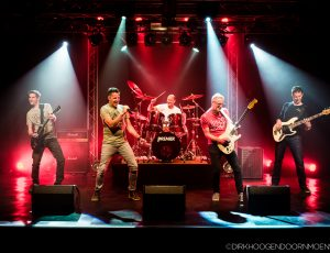 coverband Loeki de Vos – 02