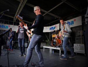 Optreden Koningsdag Oranjemarkt Veldhoven