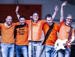 Koningsdag_Veldhoven_Coverband